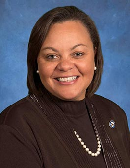 Senator Karen Carter Peterson