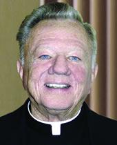 Monsignor Alvin O'Reilly