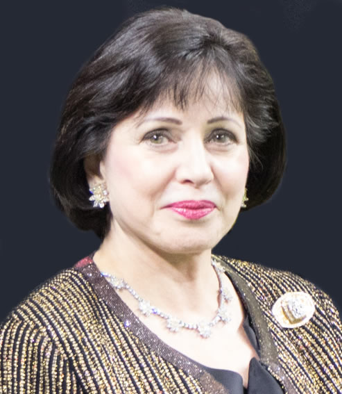 Gayle Benson