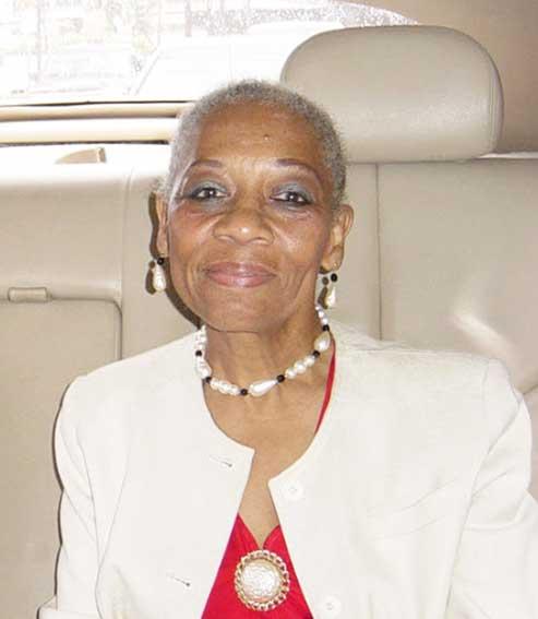 Dr. G. Jeannette Hodge