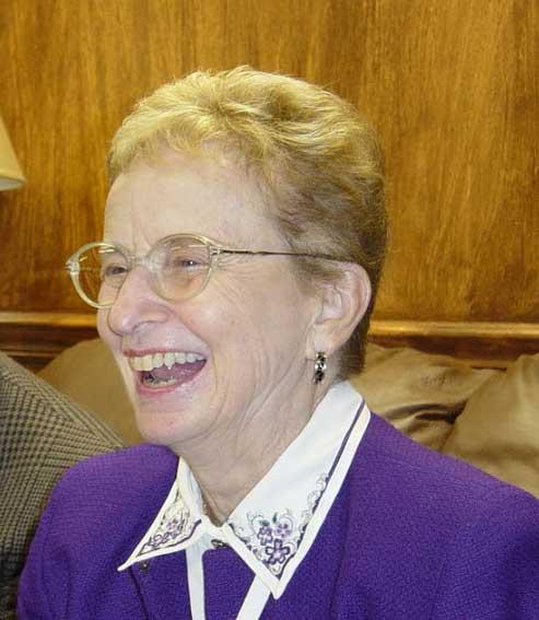 Pearl M. Meltzer